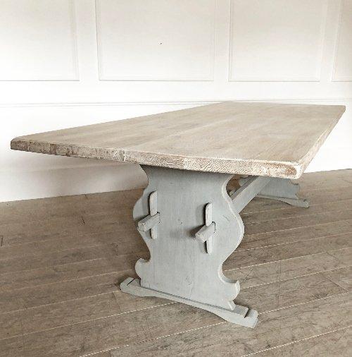 Double-streatcher-oak-table-Appley-Hoare-Antiques-Double-Stretcher-Oak-Table