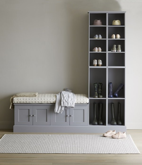 The-Dormy-House-Charcoal modular shoe storage 1