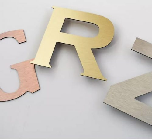 Sign Supplier Letters