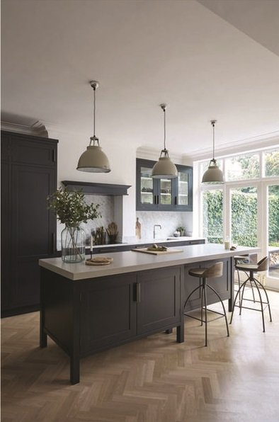 Foreign Bear Studio_Freestanding Kitchens