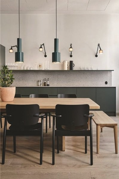 Foreign Bear Studio_Modern Kitchens