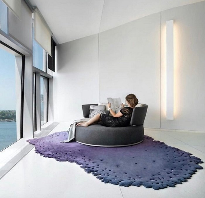 TopFloor-by-Esti-Emmenthal-rug-in-an-apartment-designed-by-Jean-Nouvel