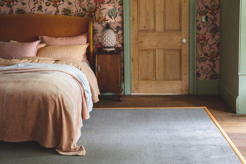 Alternative-Flooring-Barefoot-Wool-Bikram-pincha-single-cotton-ochre-border
