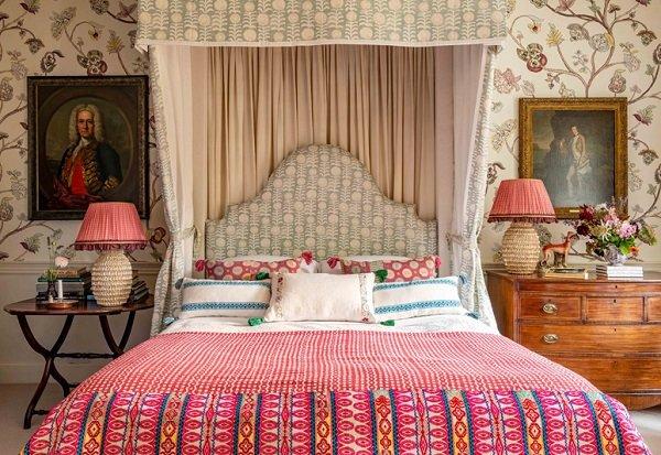 penny morrison bedroom image_Mike Garlick Photography