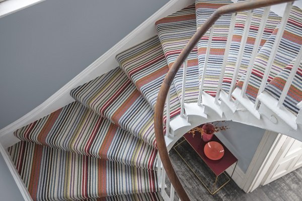 choosing carpet - stripe