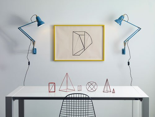 Original1227™ Brass Mounted Wall Lamp by Anglepoise