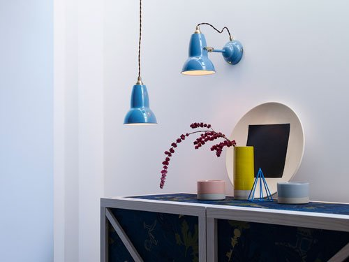 Original 1227 Wall Light and Pendant by Anglepoise