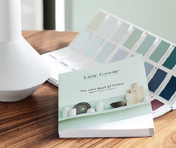 Little Greene – The Little Book of Colour