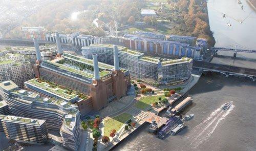 Battersea Power Station redevelopment