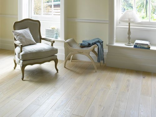 'Nuance' wood floor by Broadleaf
