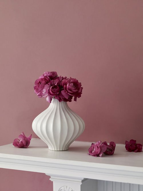 Rose-Pink natural paint by Edward Bulmer Pots of Paint