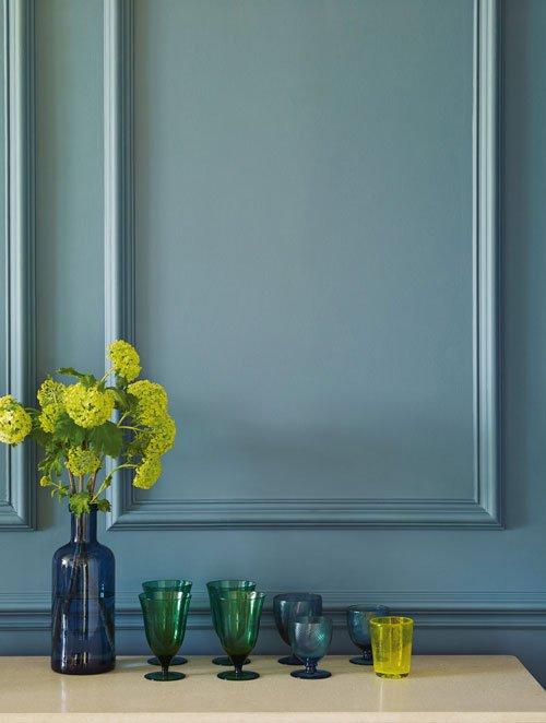 Azurite eco-friendly paint by Edward Bulmer Pots of Paint