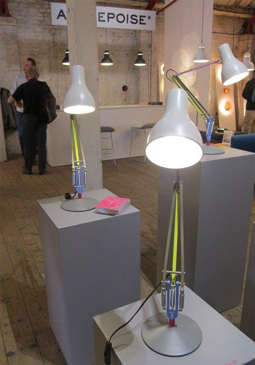 Anglepoise at Clerkenwell Design Week