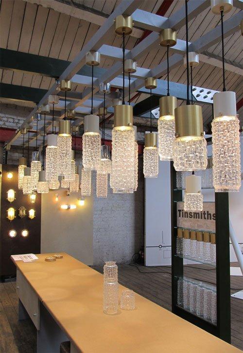 Tinsmiths at Clerkenwell Design Week