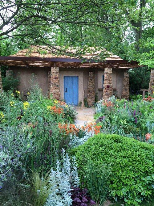Sentebale Garden, Chelsea Flower Show