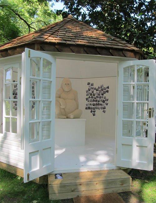Chelsea Flower show - Artisan Retreat - Shauna Richardson