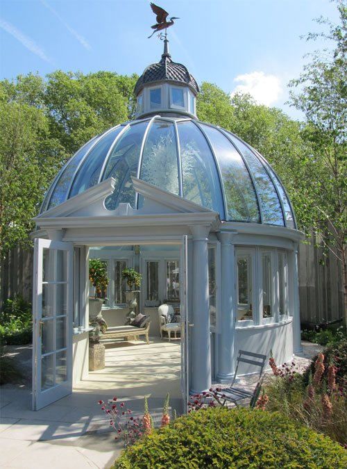 Chelsea Flower Show - The Khora Dome