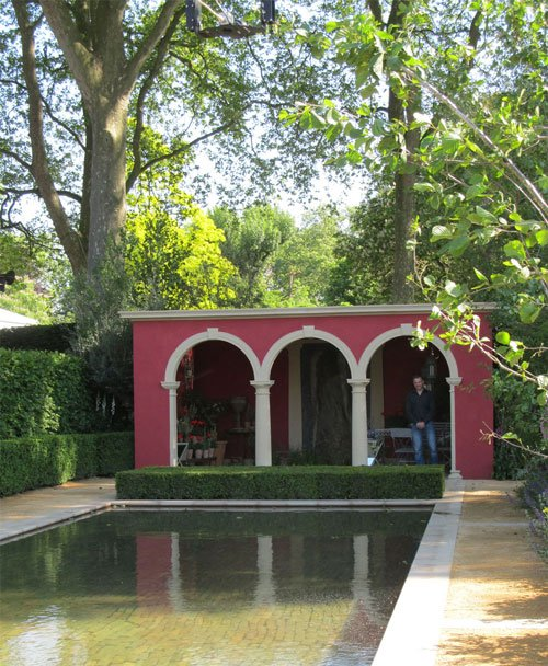 Chelsea Flower Show - Renaissance Garden