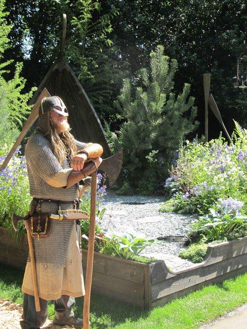 Chelsea Flower Show - Viking Garden