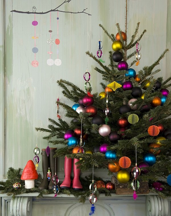 Colour Schemes - Christmas Decorating Tips