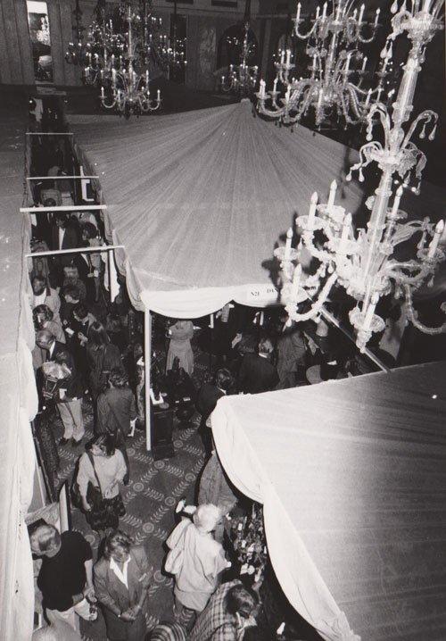 An early Decorative Fair