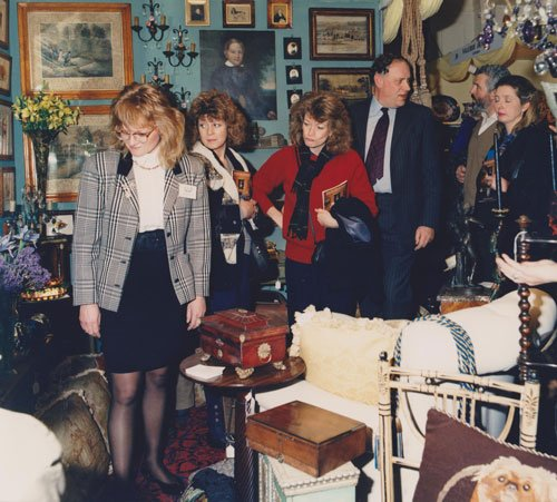 The Decorative Fair at Hotel Russell 1989