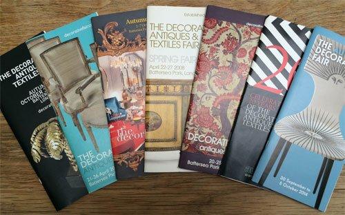 Decorative Fair catalogues
