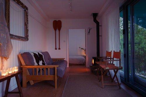 deVOL Cabin interior