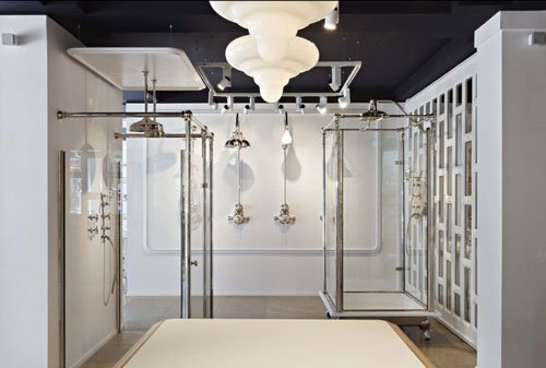 Drummonds bathroom showroom