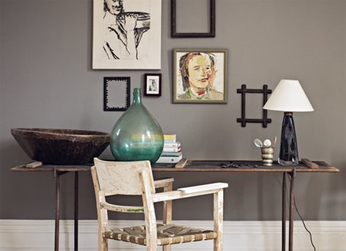new Paint Collection from Fired Earth