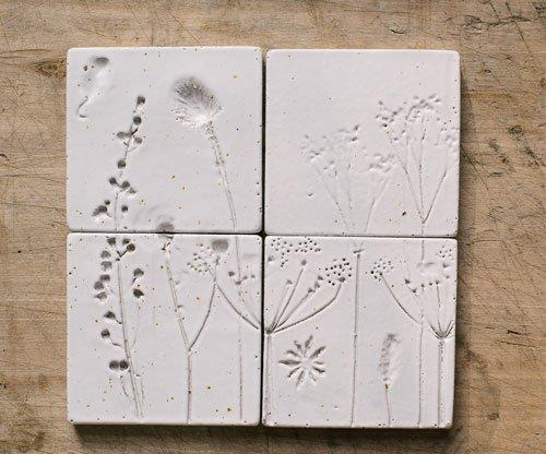 Floors of Stone ceramic tiles