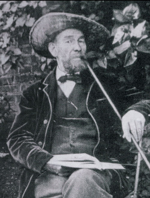 James Gregory circa 1880