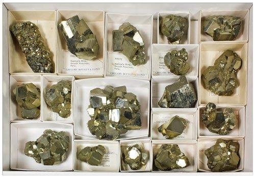Pyrite, Gregory, Bottley & Lloyd sale