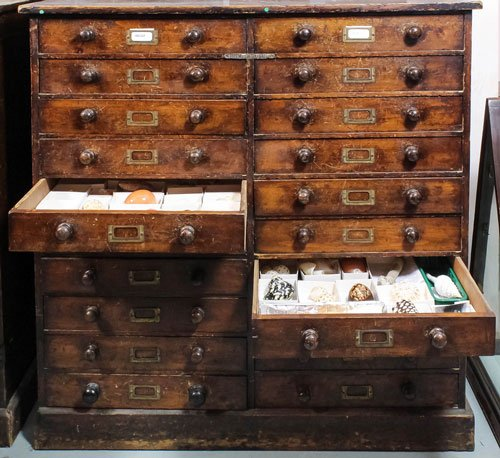 Collector's Cabinet, Gregory, Bottley & Lloyd sale
