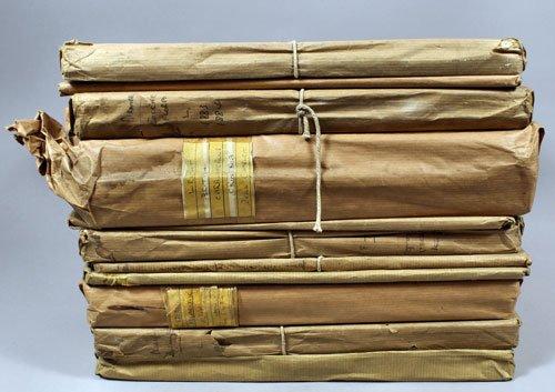 manuscripts in the Gregory, Bottley & Lloyd sale
