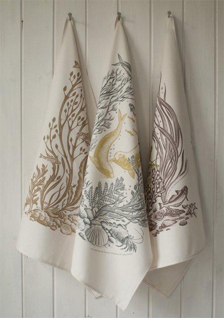 Lewis & Wood tea towels