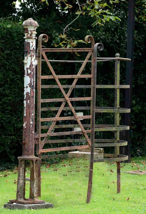 Kiss Gate from Lichen Garden Antiques