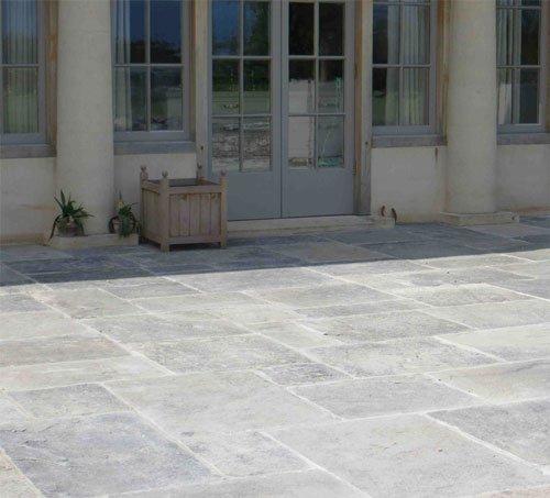 Reclaimed York Stone from Lichen Garden Antiques