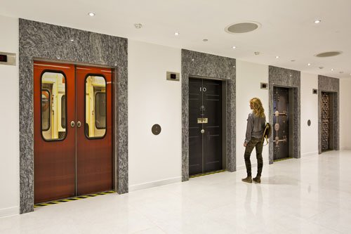 Lift stickers by Wallpapered