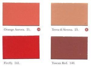 paint colours from Little Greene
