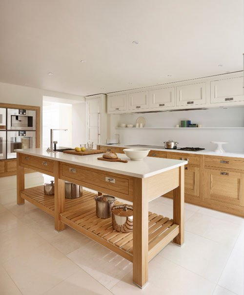 New Architectural kitchen by Martin Moore