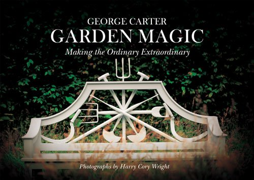 Cover - Garden Magic by George Carter