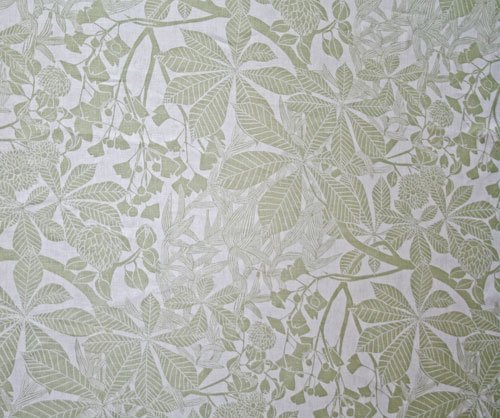 Chestnut fabric by Marthe Armitage