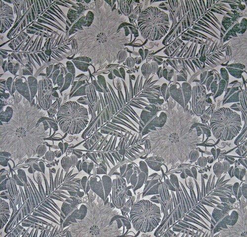 Marrow fabric by Marthe Armitage