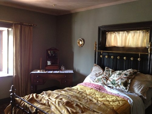Turner's bedroom- Cheyne Walk
