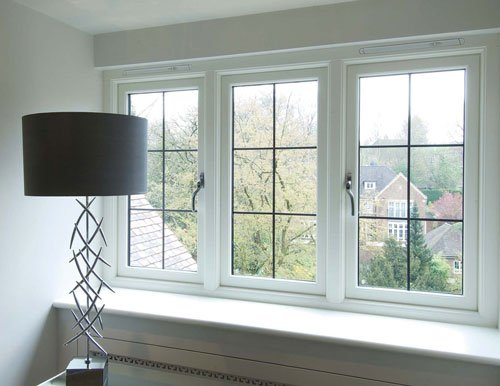 casement window by Mumford & Wood