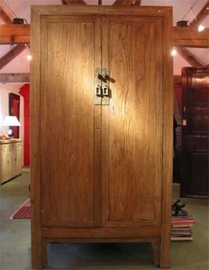 antique cabinet from Indigo