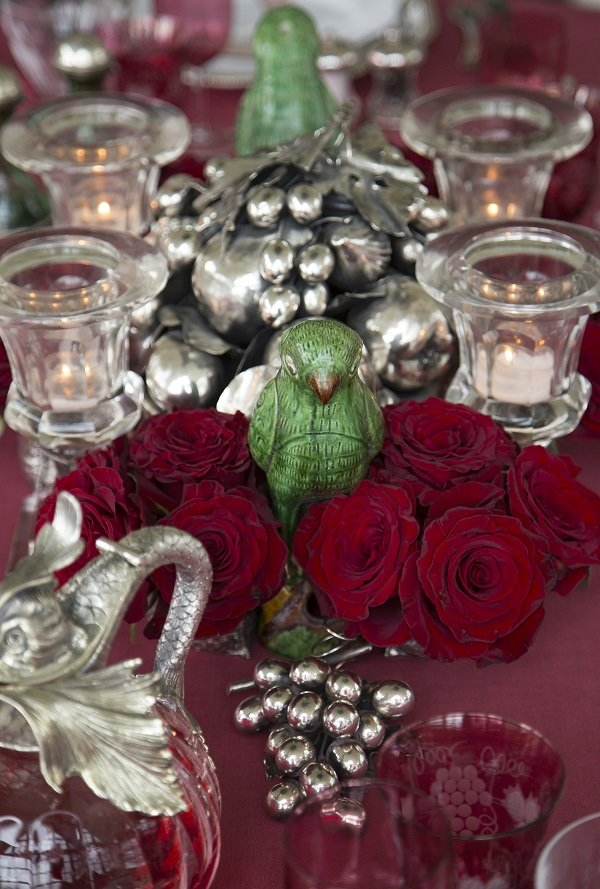 Nicholas Haslam - Christmas decorating tips