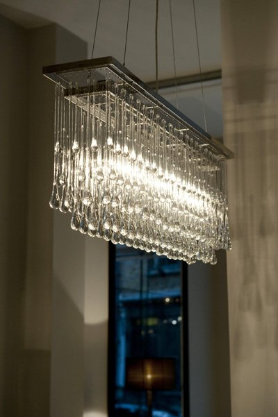 Rectangular Drizzle light
