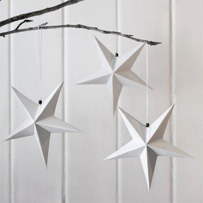Pale & Interesting paper stars